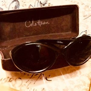 Cole Haan Sunnies and case GUC